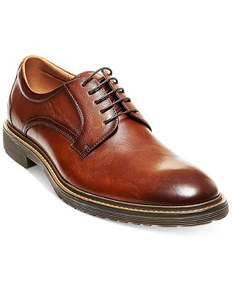 Steve Madden Men's Dimarko Plain Toe Oxfords