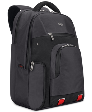 """Solo Pro Aegis 15.6"""" Backpack"""
