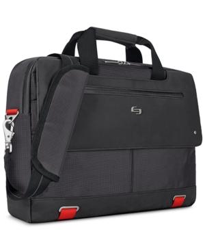 """Solo Pro Aegis 15.6"""" Briefcase"""