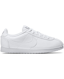 Nike Girls' Cortez Casual Sneakers from Finish Line