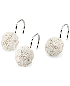 Seaglass 12-Pk. Shower Hooks