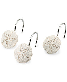 Avanti Seaglass 12-Pk. Shower Hooks