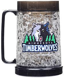 Memory Company Minnesota Timberwolves 16oz Freezer Mug Color Insert