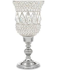 Lighting by Design Crystal Hurricane Candle Holder
