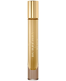 Burberry My Burberry Black Rollerball Parfum, 0.25 oz