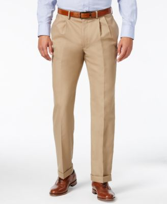 Mens Wool Dress Pants Pleated Iuyrlzfd