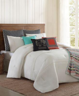 CLOSEOUT! Dune 10-Pc. Queen Comforter Set