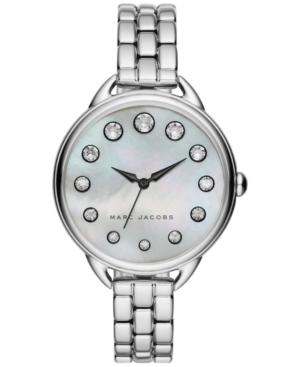 Marc Jacobs Women's Betty Stainless Steel Bracelet Watch 36m