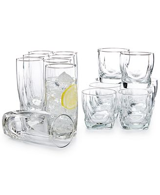 Libbey Imperial 16 Piece Glassware Set