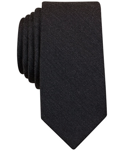 Bar III Solid Tie, Created for Macy's