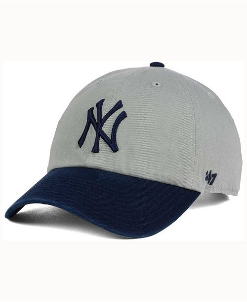 2ca18510b73 47 Brand New York Yankees Cooperstown CLEAN UP Cap - Sports Fan Shop ...