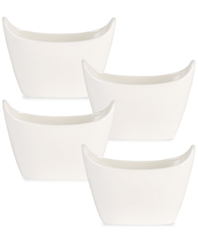 Villeroy & Boch BBQ Passion Collection 4-Pc. French Fry Cups