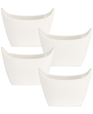 Villeroy  Boch Bbq Passion Collection 4Pc French Fry Cups