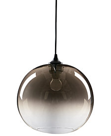 CLOSEOUT! INK+IVY Mandal Single-Light Pendant