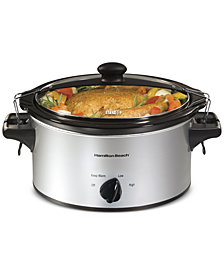 Hamilton Beach Stay or Go® 4-Qt. Slow Cooker