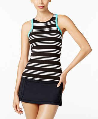 JAG Racerback Tankini & Mini Swim Skirt