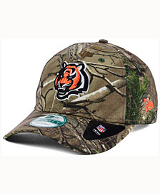 New Era Cincinnati Bengals The League Realtree 9FORTY Cap