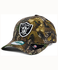 New Era Oakland Raiders The League Realtree 9FORTY Cap