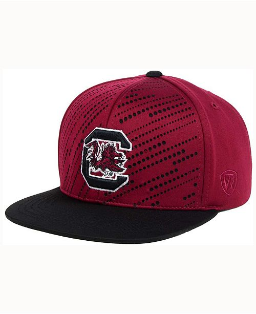 brand new 523f8 d1bca Top of the World. South Carolina Gamecocks Sun Breaker Snapback Cap. Be the  first to Write a Review. main image  main image ...