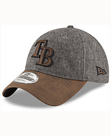 New Era Tampa Bay Rays Butter Tweed 9TWENTY Cap
