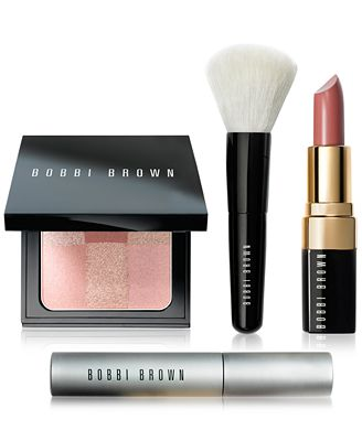 Bobbi Brown 4-Pc. Ready Set Pretty Makeup Set Only At Macyu0026#39;s - Shop All Brands - Beauty - Macyu0026#39;s
