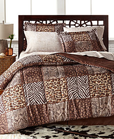Kenya 8-Pc. Queen Bedding Ensemble