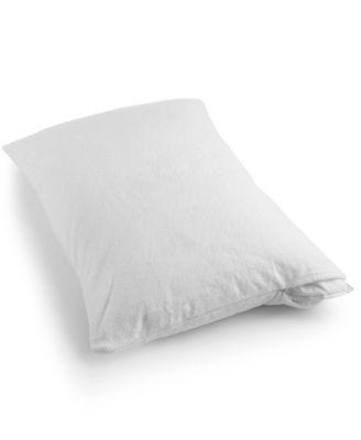Plush Waterproof Queen Pillow Protector