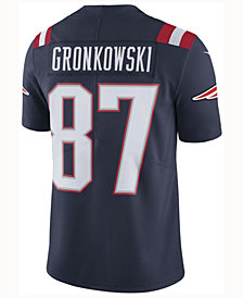Nike Men's Rob Gronkowski New England Patriots Limited Color Rush Jersey