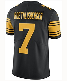 Men's Ben Roethlisberger Pittsburgh Steelers Limited Color Rush Jersey