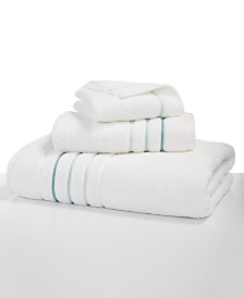 "Hotel Collection Ultimate Borderline 30"" x 56"" Bath Towel, Created for Macy's"