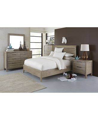 Champagne bedroom furniture sets at macys