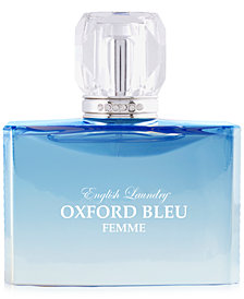 English Laundry Oxford Bleu Femme Eau de Parfum, 3.4 oz