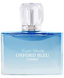English Laundry Oxford Bleu Femme Eau de Parfum, 3.4 oz