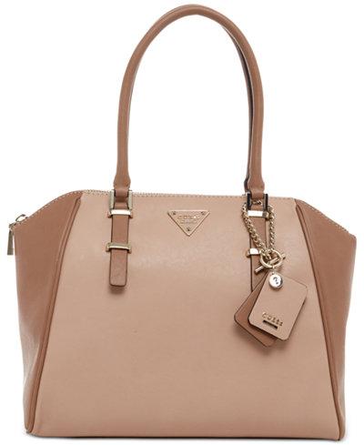4fa7612d89 ... Handbags   Accessories - Macy s. GUESS Marisole Uptown Satchel
