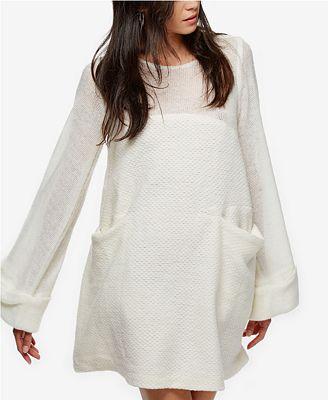 Free People | Free People White Rabbit Dress