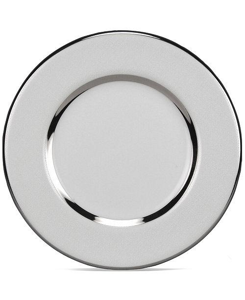 Royal Doulton Platinum Silk Appetizer Plate