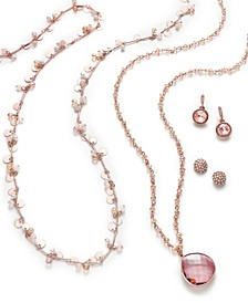 Ionna & lilly Rosy Essentials Jewelry Collection