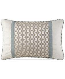 "Waterford Home Jonet 12"" X 18"" Breakfast Decorative Pillow"