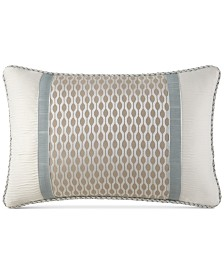 "Waterford Home Jonet 12"" X 18"" Breakfast Decorative Pillow"