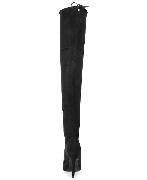14db4eb3e82 ALDO Women s Asteille Over-The-Knee Dress Boots   Reviews - Boots ...