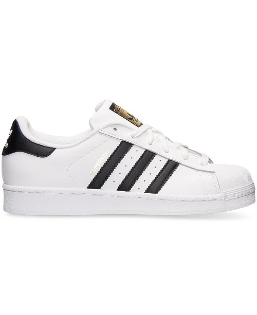 adidas Women s Superstar Casual Sneakers from Finish Line - Finish ... a87abca904