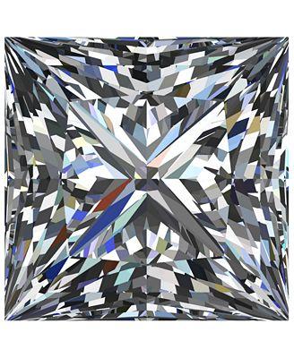 GIA Certified Diamond Princess (1-1/2 ct. t.w.)