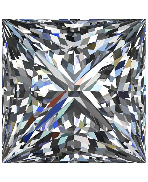GIA Certified Diamond Princess (1 ct. t.w.)