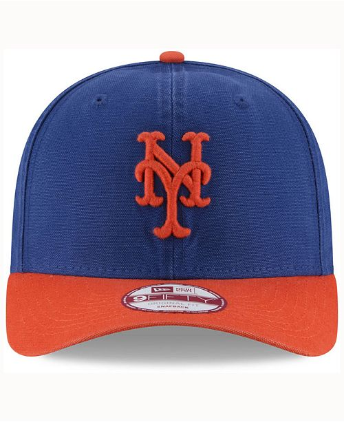 brand new 0cf95 c1690 ... inexpensive new era. new york mets vintage washed 9fifty snapback cap.  be the first
