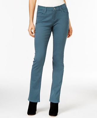 Lee Platinum Petite Nellie Barely Bootcut Jeans - Jeans - Women ...