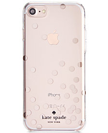 kate spade new york Confetti Foil iPhone 8 Case