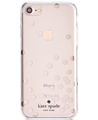 kate spade iphone case kate spade new york confetti foil iphone 8 handbags 2158
