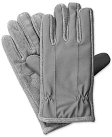 Isotoner Men's Stretch Tech Gloves