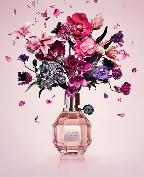 Viktor Rolf Flowerbomb Eau De Parfum Fragrance Collection
