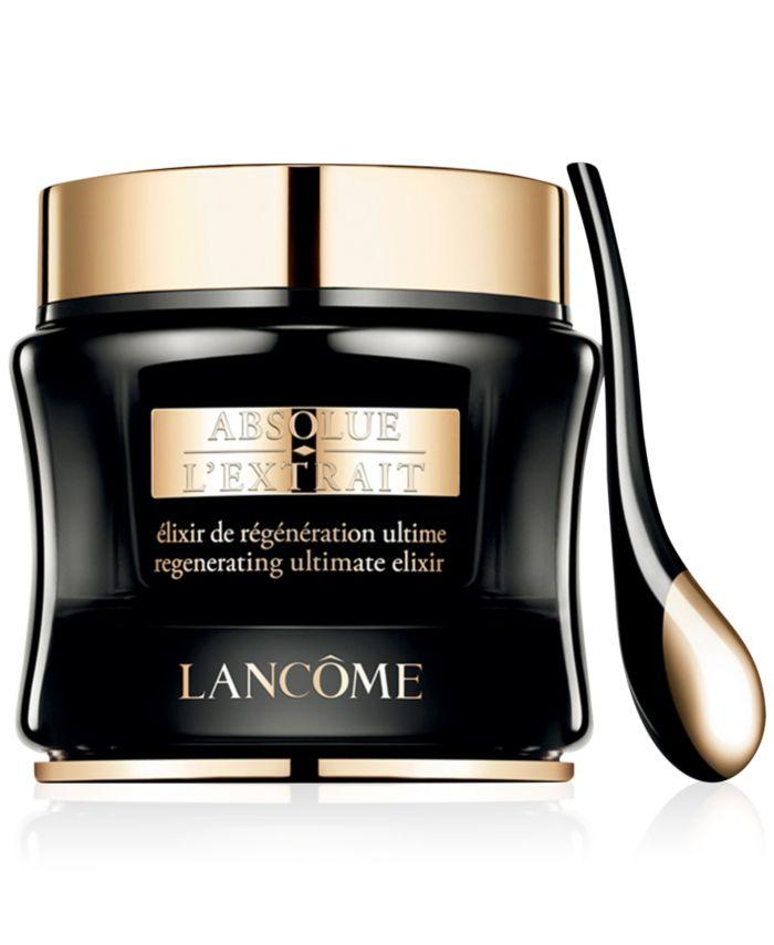 Lancôme Absolue L'Extrait Cream, 1.7 oz & Reviews - Skin Care - Beauty - Macy's